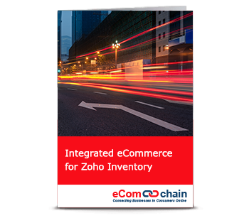 eCommerce for ZOHO inventory