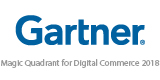 Gartner Magic Quadrant for Digital Commerce 2018